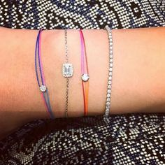 Redline bracelets