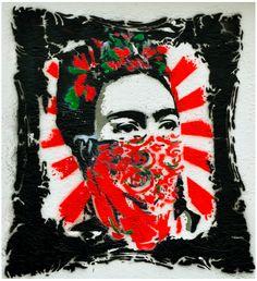 Frida Zapatista