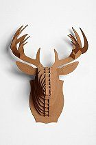 this is the only deer head I would allow in my house