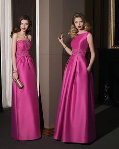 Evening Dress by AIRE BARCELONA. More photos at: http://www.efr7.com/shop/evening-dresses/288/