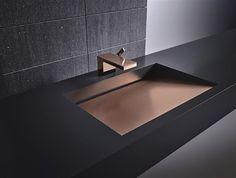 Hansgrohe's AXOR Becomes Official Partner of Design Hotels Sink Design, Toilet Design, Living Haus, Modern Sink, Modern Bathroom Sink, Washbasin Design, Bathroom Design Luxury, Office Interior Design, Bathroom Inspiration