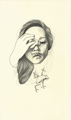 Artist - Haejung Lee  Title - Fear