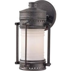 The Feiss Lighting Dockyard outdoor wall fixture in oil can create a warm and inviting welcome presentation for your home's exterior. This Dockyard outdoor wall lantern combines function and style. Outdoor Hanging Lights, Outdoor Wall Lantern, Outdoor Wall Sconce, Outdoor Wall Lighting, Outdoor Walls, Lighting Ideas, Led Wall Sconce, Wall Sconces, Industrial Light Fixtures
