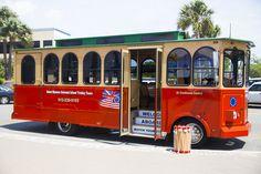 Saint Simons Colonial Island Trolley Tour | Golden Isles, Georgia