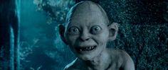 Andy Serkins contesta como Gollum-Sméagol