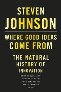 Steven Johnson is one of our favorite cultural synthesizers, the prolific author of some of the best nonfiction of the past decade. Where Good Ideas Come From: The Natural History of Innovation is practically a manifesto for the founding belief of Brain Pickings — that creativity is a combinatorial force — and traces the building blocks of innovation throughout all of human history. @brainpickings