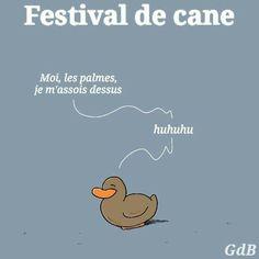 GdB (2016-05-14) France:festival de Cannes, Vieille bêtise du samedi