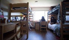 USFCA Dorms-triple