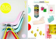 Zo kun je Pastel en Fluor combineren op een mooie manier   Moodkids
