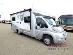 New 2016 Winnebago Trend 23L Motor Home Class C at General RV   North Canton, OH   #119768