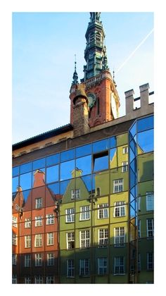 Gdansk in Poland. Our tips for 25 places to see in Poland: http://www.europealacarte.co.uk/blog/2011/12/05/what-to-do-poland/