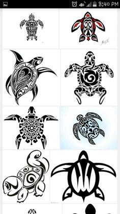 Tribal Turtle Tattoos, Turtle Tattoo Designs, Tribal Shoulder Tattoos, Mens Shoulder Tattoo, Bff Tattoos, Body Art Tattoos, Sleeve Tattoos, Ocean Tattoos, Zeus Tattoo