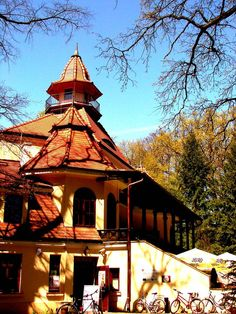 Podkowa Leśna lays about 30km at the southern west from Warsaw. It is a village of little houses surrounded by gardens, old trees and forests. You can go there by WKD train within 50mins, stay in V…
