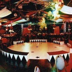 the real circus in the wedding party!