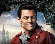 Starring as Gaston in the upcoming live-action version of Beauty and the Beast, Luke Evans says he had so much fun playing the self-centered, vile villain in this new clip!
