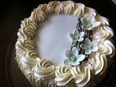 Marenkia, marenkia!: Omena-valkosuklaa täytekakku Cupcake Cakes, Cupcakes, Floral, Flowers, Desserts, Food, Tailgate Desserts, Deserts, Essen