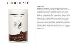 Whey Protein Isolate, Milk Protein, Calcium Phosphate, Safflower Oil, Cacao Powder, Collagen, Coconut, Coffee, Business