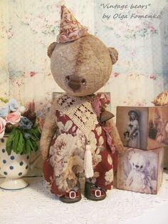Teddy Bear Finch By Fomenko Olga - Bear Pile