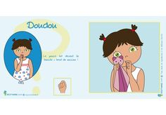 Doudou Signs, Language, Baby Boy, Family Guy, Education, Comics, Children, Fictional Characters, Parents