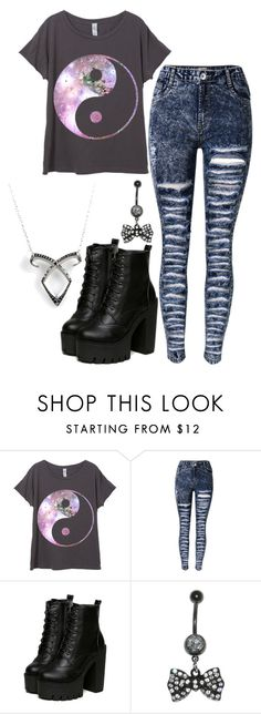 """Untitled #355"" by lean-mean-dean on Polyvore"