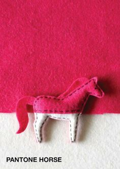 Pantone Horse