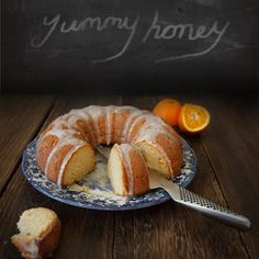 The Hedonista - Recipes: Honey Bundt