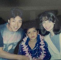 「 #Throwback Little Bruno Mars in 1991 and 1995 in Hawaii (© KerrySandrin ; lrgirl01) #brunomars #babybrunomars」
