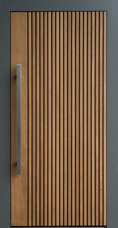 Wir planen und bauen Ihre Traumhaustür aus Holz, Aluminium oder Kunststoff nach Ihren Wünschen. Wir beraten Sie hinsichtlich KFW-Fördermöglichkeiten, Sicherheit, Technik und im Denkmalschutz. Natürlich montieren wir Ihre neue Haustür durch unser eigenes Montageteam. Flush Door Design, Grill Door Design, Sliding Door Design, Door Gate Design, Modern Wood Doors, Modern Entrance Door, Wooden Doors, Wooden Interior Doors, Pooja Room Door Design