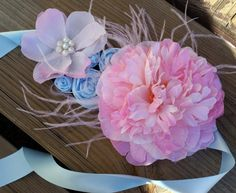 Lovely Maternity sash