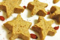 Almond Butter Holiday Cookies [Vegan]