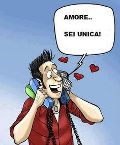Amore....  Sei Unica!