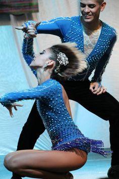 Encuentro Internacional de Salsa - Bailarina Ritmo Extremo - Daniela Zapata - Colombia