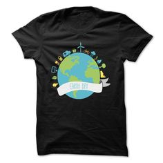 Earth Day 2016 T-Shirts, Hoodies. VIEW DETAIL ==► https://www.sunfrog.com/LifeStyle/Earth-Day-2015-29956326-Guys.html?id=41382