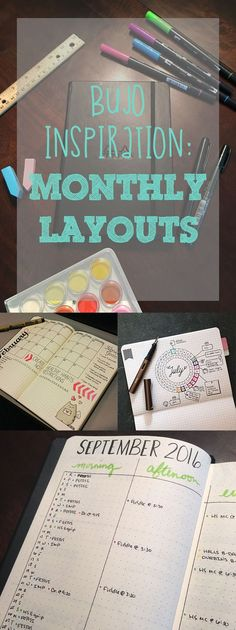 bujo-insp_monthly-layouts