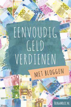 Eenvoudig geld verdienen met bloggen? De uitkomst vind je in deze blogpost.