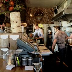 Outerlands - San Francisco (not able to pin the restaurant website)