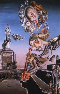 I love Dali! The Lugubrious Game, 1929 Salvador Dali L'art Salvador Dali, Salvador Dali Paintings, Pablo Picasso, Ouvrages D'art, Art Moderne, Art For Art Sake, Joan Miro, Surreal Art, Love Art