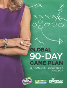 Join our 90-Day Game Plan | Get the details here. Wendycrandall.isagenix.com