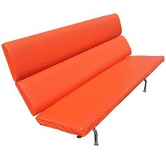 Eames for Herman Miller Compact Sofa 1
