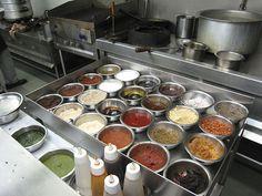 Speed Cleaning - Food Prep Station Mis En Place