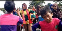 Marching Band SAMAKER Road show to Winong 2