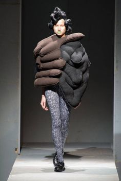 Dumb Ideas: Comme Des Garçons AW 2014 REALLY? where's the practicality