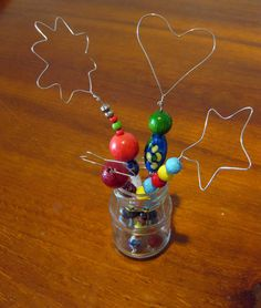 how to make homemade bubble wands!
