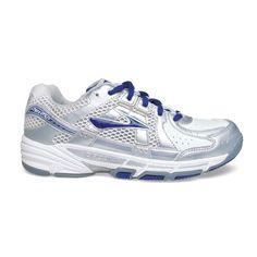 Pin this  Brooks Maximus Leather - Kids Boys Cross Training Shoes - White/Silver/Navy - http://fitnessmania.com.au/shop/sportitude/brooks-maximus-leather-kids-boys-cross-training-shoes-whitesilvernavy/ #BoysCrossTrainingShoes, #Exercise, #Fitness, #FitnessMania, #Gear, #Gym, #Health, #Mania, #Sportitude