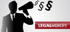 Legal Voices - die juristische Presseschau