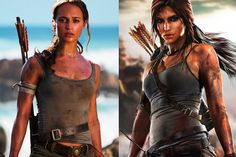 Tomb Raider: Lara Cr