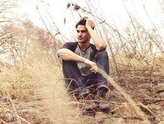 Danny Kluczny by Marko Cibukovac #fashion #photography #bokeh