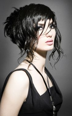 emo hairstyles 2012 for girls