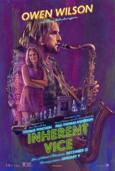 Return to the main poster page for Inherent Vice