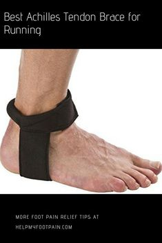 Are you a runner? Do you have an issue with your Achilles tendon when running? If so you need to find out what is the best achilles tendon brace for running? Achilles Tendon Brace, Achilles Pain, Better Braces, Foot Pain Relief, Male Feet, Running, Ankle, Makeup, Racing
